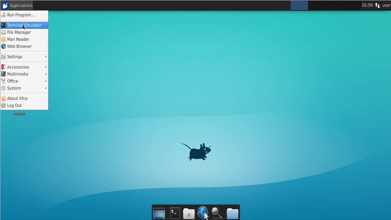 Install Xfce Desktop on Ubuntu Server