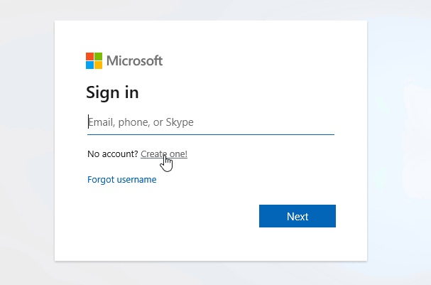 change local account to microsoft account