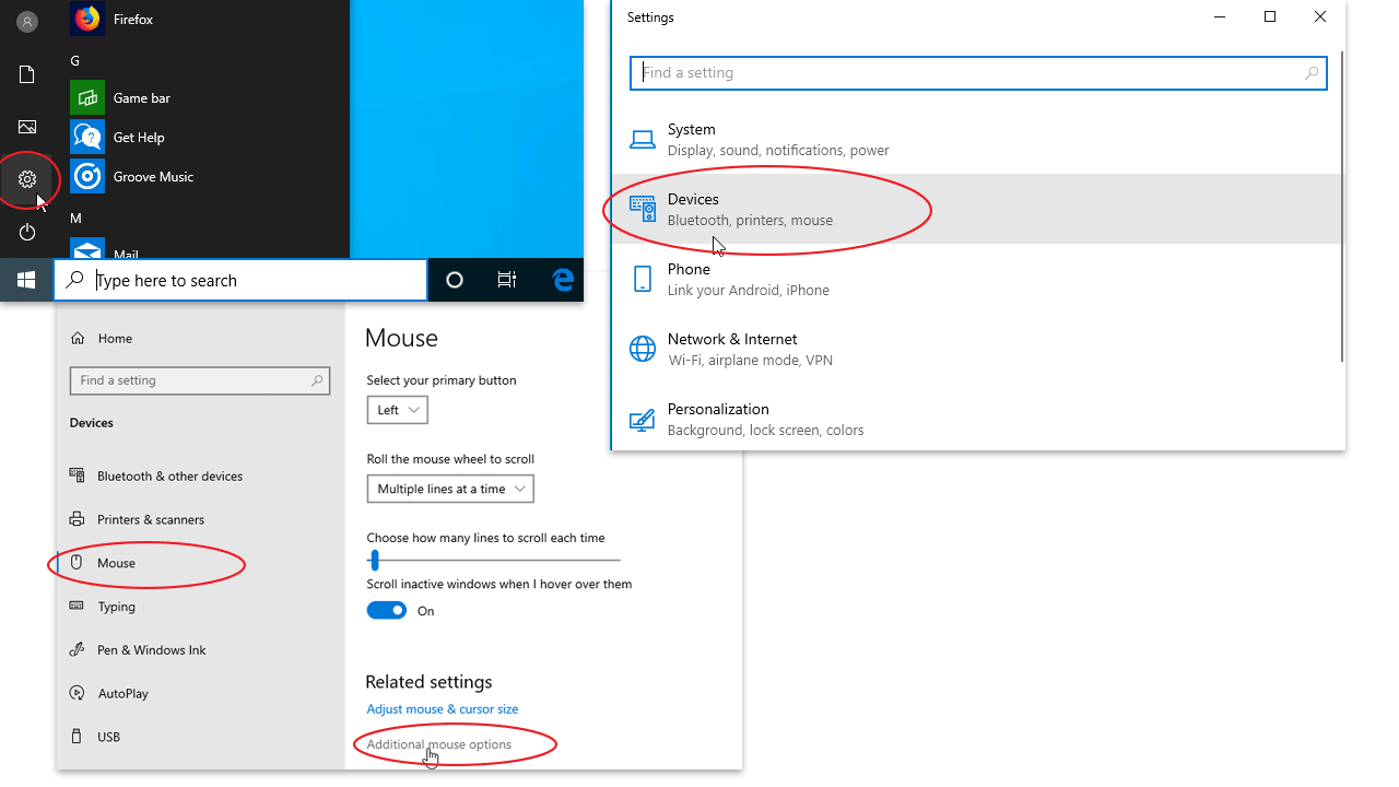 How to Change Mouse Sensitivity on Windows 10