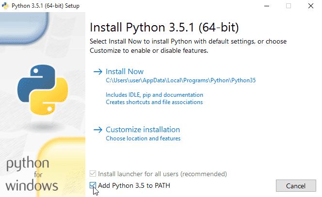 How to Install Python 3 on Windows 10 Desktop