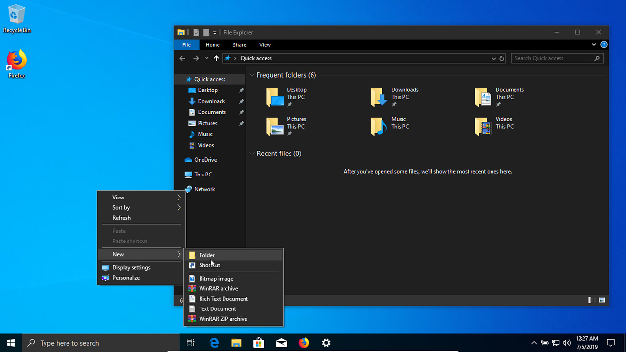 Switch Between Windows 10 Dark mode and Light mode