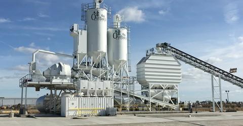 concrete central mix plant installation dhe noble concrete central mix plant installation