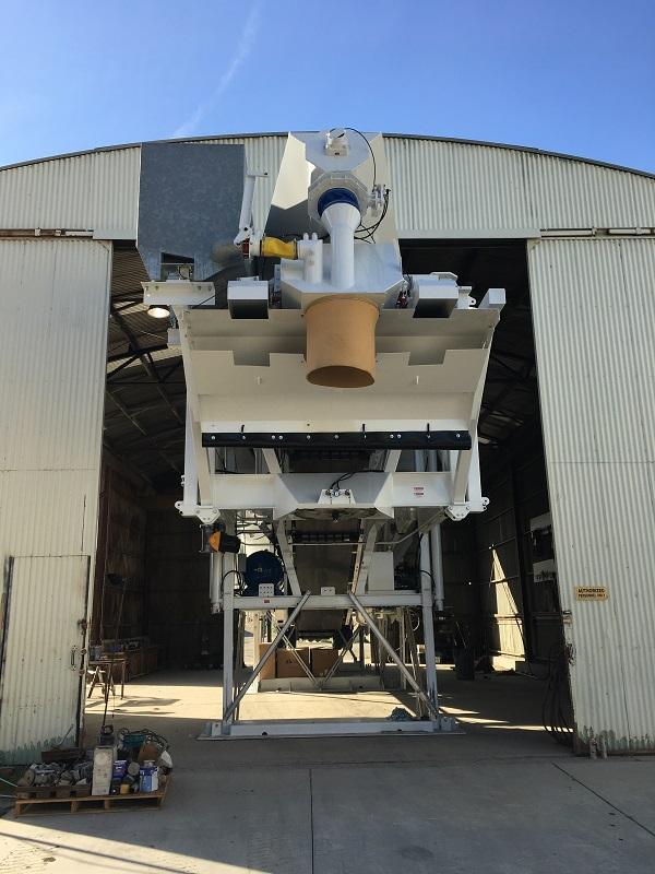 Barn Concrete Batch Plant