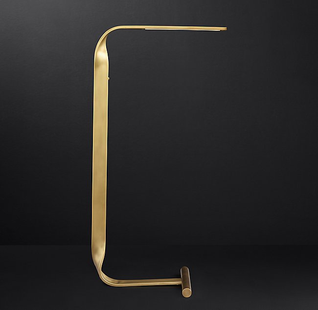RH 設計師燈具 RIBBON FLOOR LAMP 落地燈 Restoration Hardware