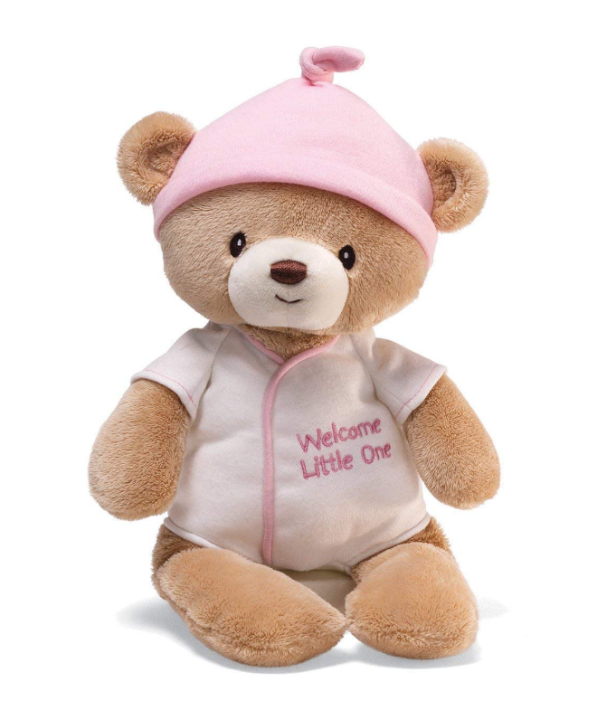 Welcome Little One Bear| Pink | Gund