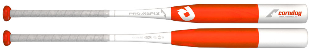 DeMarini Corndog 美國慢投壘球棒 2.0 Maple Wood Composite Slowpitch Softball Bat ASA USSSA WTDXCDS