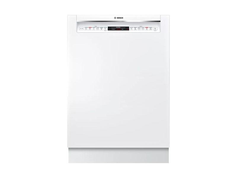 BOSCH博世800 DLX系列<br>半嵌式洗碗機 (白) SHE878WD2N