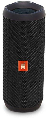 JBL Flip 4 Waterproof Portable Bluetooth Speaker (Black)