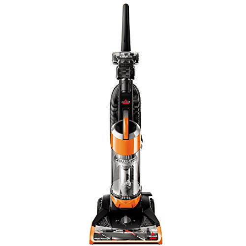 Bissell Cleanview Upright Bagless Vacuum, 1, Orange
