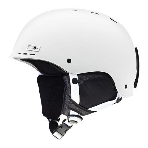 Smith Optics Holt Helmet, Small, Matte White