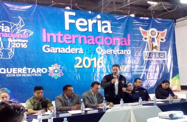 Sólo 35 pesos la entrada a la Feria, informó el presidente de la Unión Ganadera