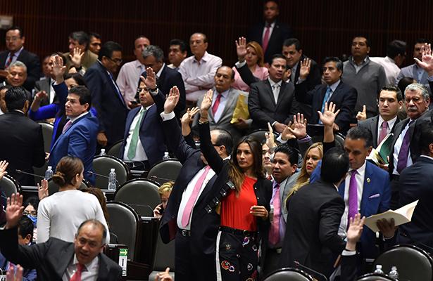 Aprueban Ley de Ingresos 2017 con aumento de 51 mil millones de pesos