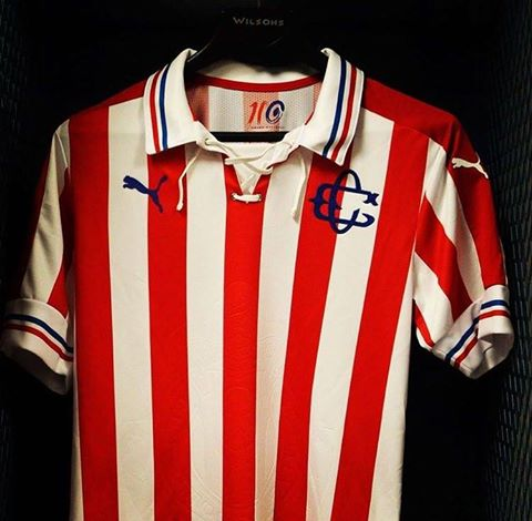 Chivas jersey