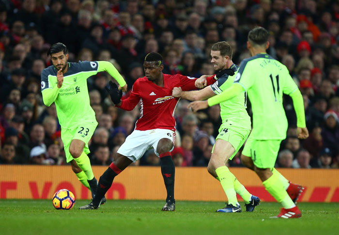 Manchester-Liverpool
