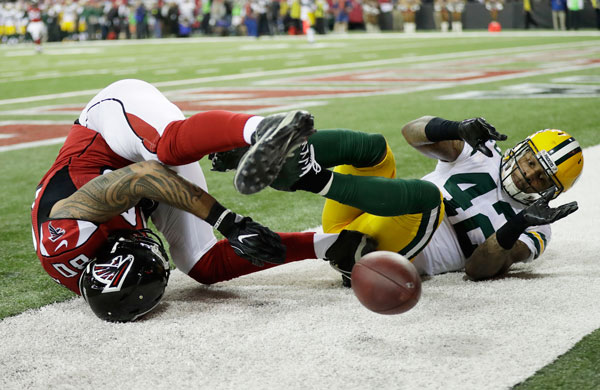 Packers-Falcons