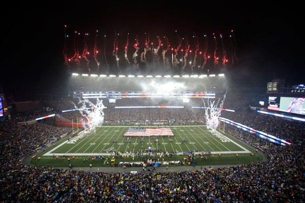 Patriots-Steelers