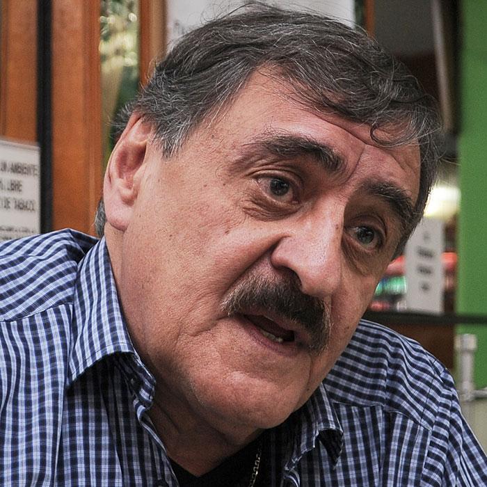 """El """"Mano Santa"""" Arturo Guerrero"""