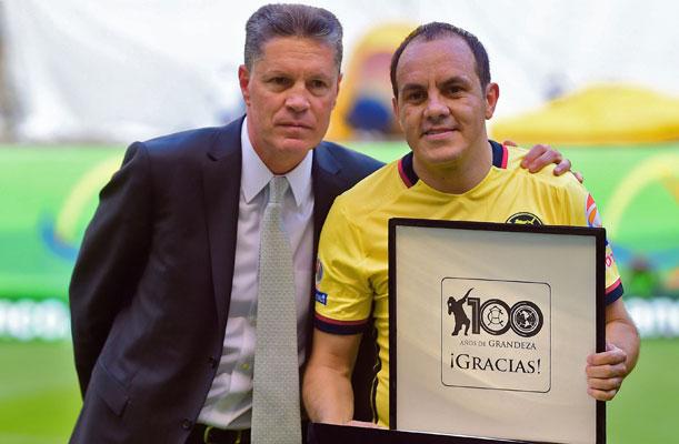 Grupo Televisa hace oficial salida de Peláez del Club América