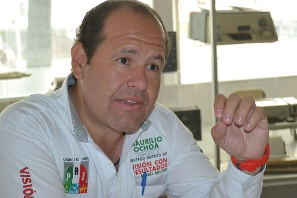 Estamos listos para la victoria: Maurilio Ochoa