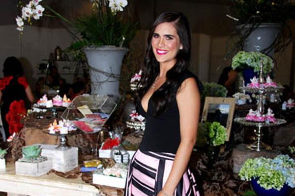 Fiesta Prenupcial Para Andrea Torres