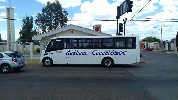 Se gestionará bajar costo del transporte de 14 a 10 pesos