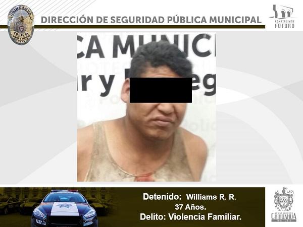 Agentes del K9 detienen a agresor en Granjas del Valle