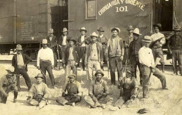 El ferrocarril: promotor de cambio en Chihuahua