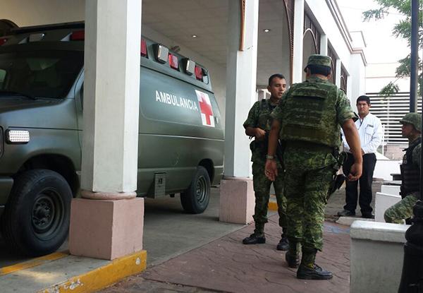 Vuelca camión de la Sedena en Tamaulipas; al menos 10 militares lesionados