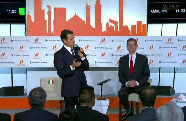Segunda vuelta en elecciones no puede aplicarse: Peña Nieto