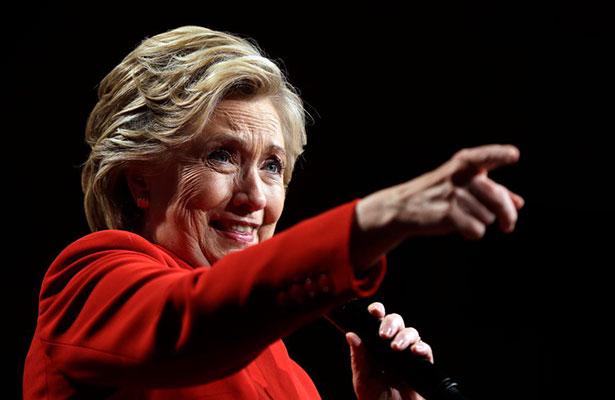 Hilary Clinton. Foto AP