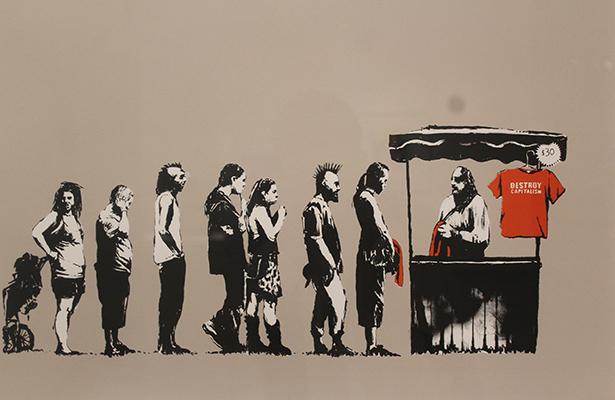 Descubren supuesta identidad de Banksy