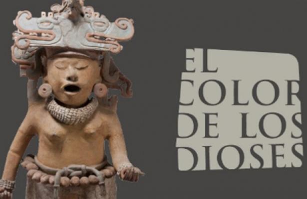 """Se presenta exposición """"El color de los dioses"""" en Bellas Artes"""