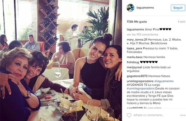 Silvia Pinal habla sobre la próxima operación de Alejandra Guzmán