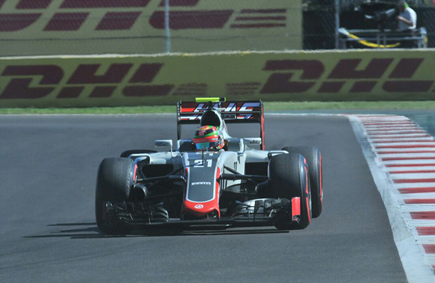 Vettel también fue sancionado en el Gran Premio de México