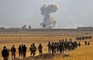 El Estado Islámico ataca central eléctrica en Irak