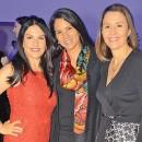 TANIA MATAR, Rebeca Reachi y Verónica Valencia.