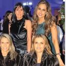 ALEJANDRA NACIF, Carola Gómez, Lisi Escobar y Yanin Juan.