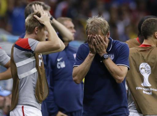 Juergen Klinsmann. Foto: AP