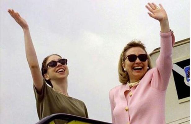 Hillary Clinton vota en Nueva York