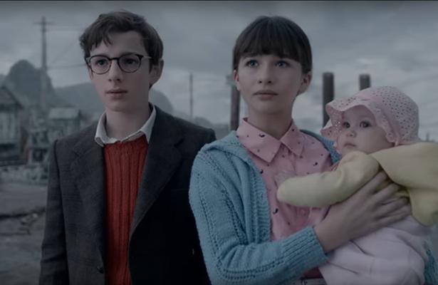 Netflix lanza tráiler de 'Una serie de eventos desafortunados'