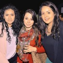 WENDY ROSALES, Brenda Peña y Brenda Soto.