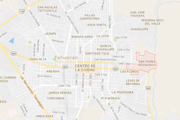 Otro feminicidio en Puebla, aparece mujer embolsada en Tehuacan