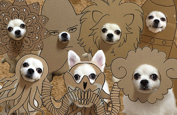 ¿Crees que disfrazar a tu perro es costoso? Mira lo que hizo esta japonesa