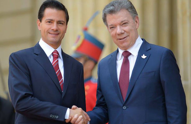 México encabeza iniciativa para que Iberoamérica apoye la paz en Colombia