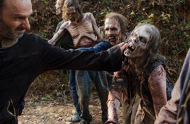 The Walking Dead arrasa en audiencia en Estados Unidos