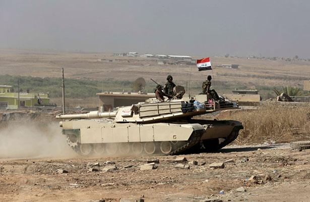 Coalición decide atacar ciudad siria Al Raqa para vencer a Estado Islámico