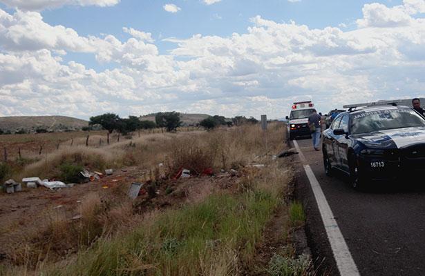 Accidente en Jerez deja a un joven herido