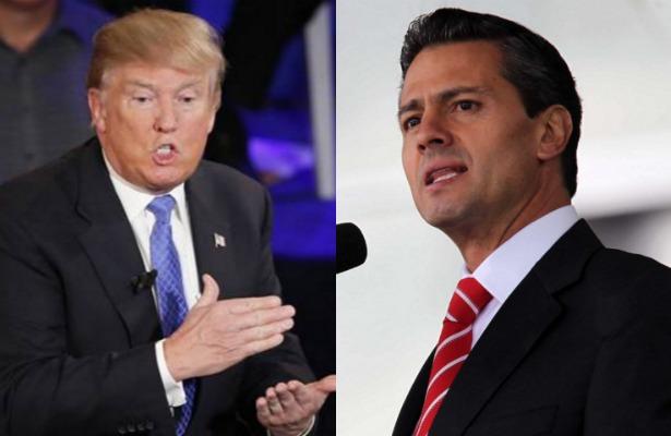 Visita de Trump a México pudo haberse manejado mejor: Peña Nieto