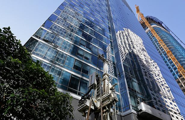 La Torre inclinada de San Francisco