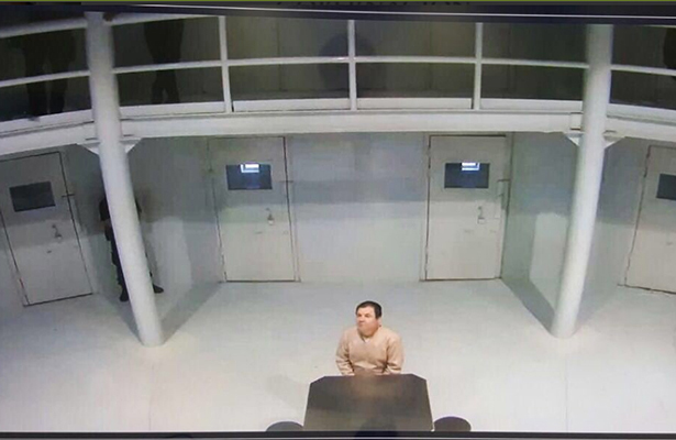 CIDH analiza visitar a El Chapo en la cárcel para verificar su estado